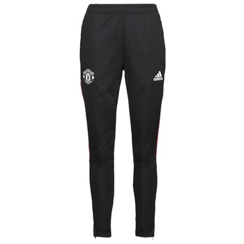 Clothing Tracksuit bottoms adidas Performance MUFC TR PNT Black