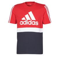 Clothing Men Short-sleeved t-shirts adidas Performance M CB T Scarlet