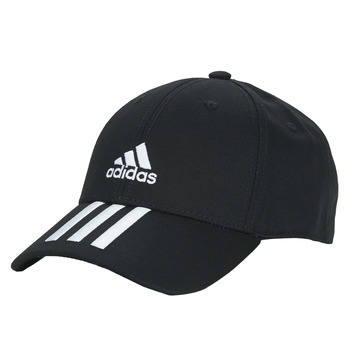 Clothes accessories Caps adidas Performance BBALL 3S CAP CT Black