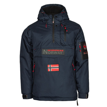 Clothing Men Parkas Geographical Norway BARKER Marine