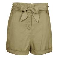 Clothing Women Shorts / Bermudas Ikks BS26105 Kaki