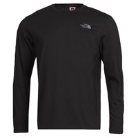 Clothing Men Long sleeved tee-shirts The North Face L/S EASY TEE Black