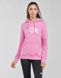 Clothing Women Sweaters The North Face W DREW PEAK PULL HD Pink