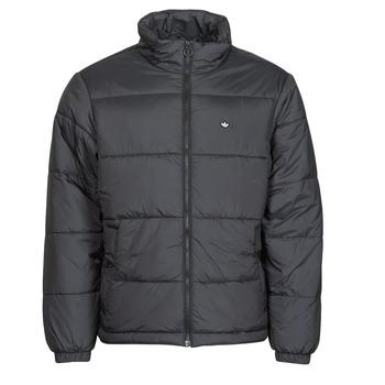 Clothing Men Duffel coats adidas Originals PAD STAND PUFF Black