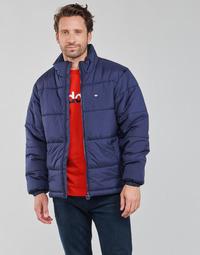 Clothing Men Duffel coats adidas Originals PAD STAND PUFF Sky / De / Night