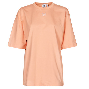 Clothing Women Short-sleeved t-shirts adidas Originals TEE Blush / Ambient