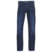 Clothing Men Straight jeans G-Star Raw 3301 STRAIGHT Blue