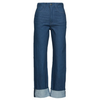 Clothing Women Straight jeans G-Star Raw TEDIE ULTRA HIGH STRAIGHT Blue
