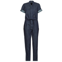 Clothing Women Jumpsuits / Dungarees G-Star Raw ARMY JUMPSUIT SS Blue
