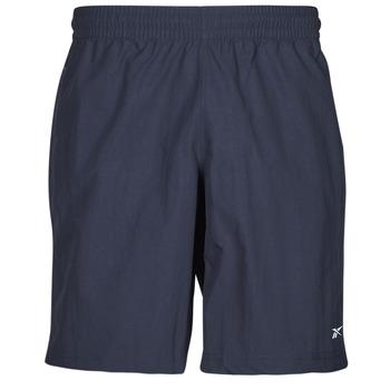 Clothing Men Shorts / Bermudas Reebok Classic TE UTILITY SHORT Blue