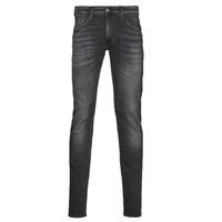 Clothing Men Slim jeans Le Temps des Cerises 712 JOGG Black