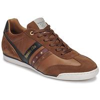 Shoes Men Low top trainers Pantofola d'Oro VASTO UOMO LOW Brown