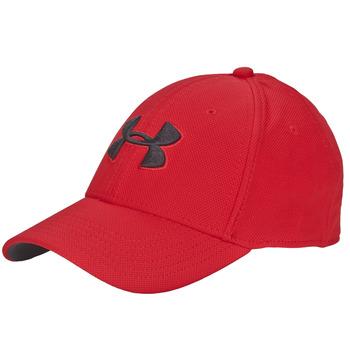 Clothes accessories Men Caps Under Armour UA MEN'S BLITZING 3.0 CAP Red / Black