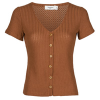 Clothing Women Tops / Blouses Betty London ODILOU Camel