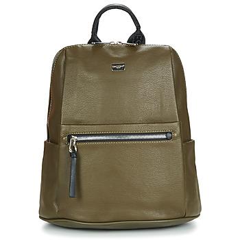 Bags Women Rucksacks David Jones 6604-2 Kaki