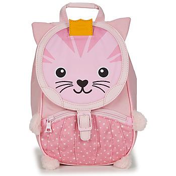 Bags Girl Rucksacks Tann's LE CHAT Pink