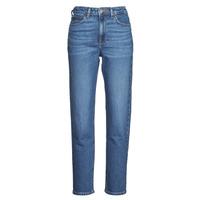 Clothing Women Boyfriend jeans Lee CAROL Blue