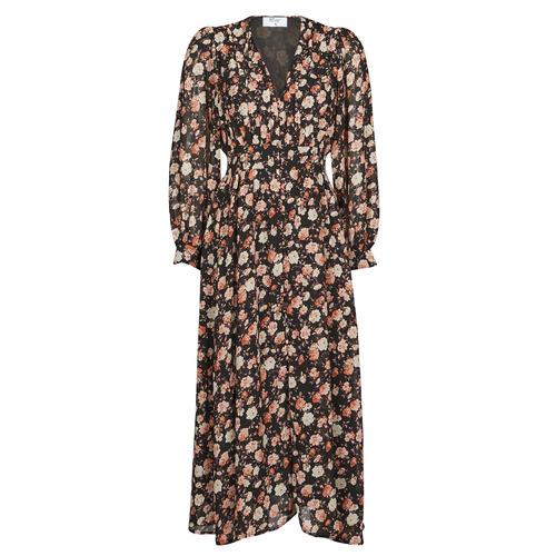 Clothing Women Long Dresses Betty London PILOMENE Black