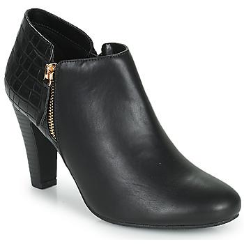 Shoes Women Shoe boots Moony Mood PERRINE Black