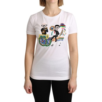 Clothing Women Short-sleeved t-shirts D&G