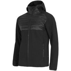 Clothing Men Jackets 4F H4L21 KUMH060 Black