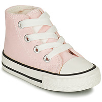 Shoes Girl Hi top trainers Citrouille et Compagnie NEW 19 Pink