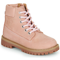 Shoes Girl Mid boots Citrouille et Compagnie PACITO Pink