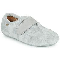 Shoes Children Slippers Citrouille et Compagnie LAFINOU Grey