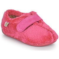 Shoes Girl Slippers Citrouille et Compagnie LAFINOU Fuschia