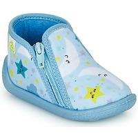 Shoes Children Slippers Citrouille et Compagnie PIFOU Sky