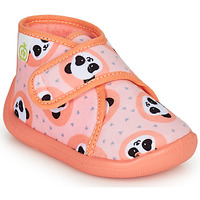 Shoes Girl Slippers Citrouille et Compagnie PASTACARBO Salmon