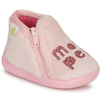 Shoes Girl Slippers Citrouille et Compagnie PRADS Pink