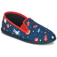 Shoes Boy Slippers Citrouille et Compagnie PAKITEL Marine