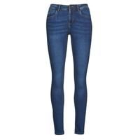 Clothing Women Slim jeans Noisy May NMJEN Blue / Medium