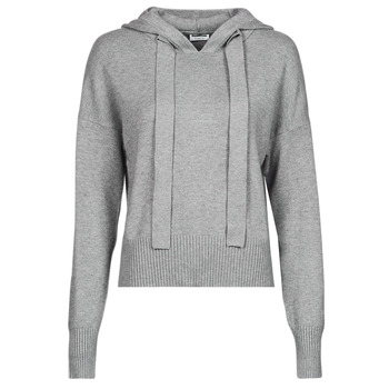 Clothing Women Jumpers Noisy May NMSHIP Grey