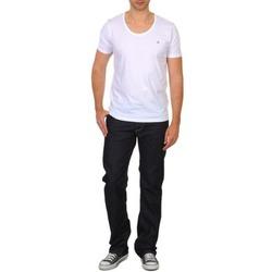 Clothing Men straight jeans Diesel VIKER-R-BOX Blue