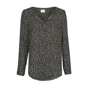 Clothing Women Tops / Blouses Vila VILUCY Black