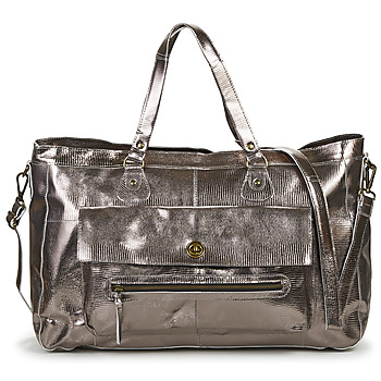 Bags Women Small shoulder bags Pieces PCTOTALLY TRAVEL Bronze