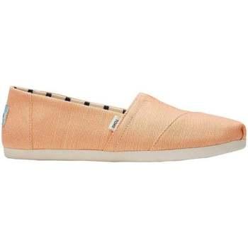 Shoes Women Slip-ons Toms W.Alpargata Cloudbound orange