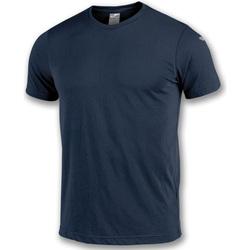 Clothing Boy Short-sleeved t-shirts Joma T-shirt  NIMES bleu marine