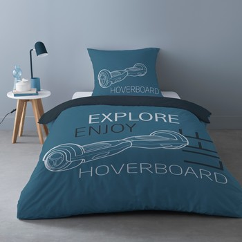 Home Bed linen Mylittleplace HOVER Blue