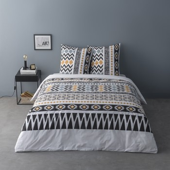 Home Bed linen Mylittleplace NATHAN White