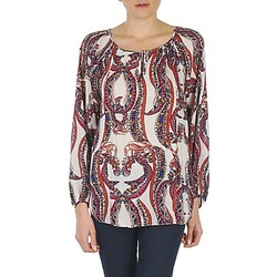 Clothing Women Tops / Blouses Antik Batik BARRY Orange / Multi