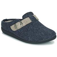 Shoes Boy Slippers Citrouille et Compagnie PIWANA Blue