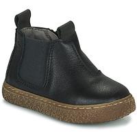 Shoes Boy Mid boots Citrouille et Compagnie PESTACLE Black