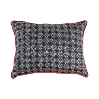 Home Cushions Comptoir de famille ROSETTE Grey