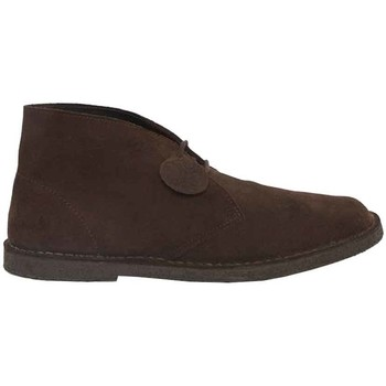Shoes Men Mid boots Pretty Green  Brown