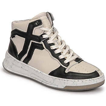 Shoes Women Hi top trainers Bronx OLD COSMO White / Black