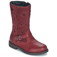Shoes Girl High boots Citrouille et Compagnie HANDRE Bordeaux