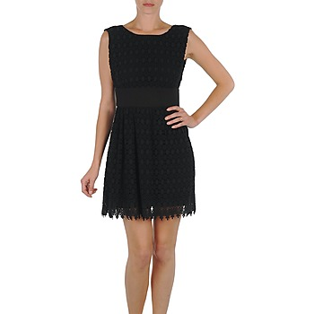 Clothing Women Short Dresses Eleven Paris DEMAR Black